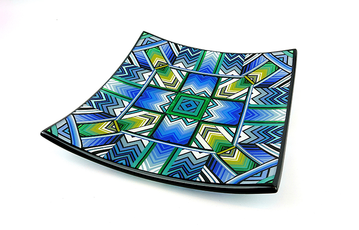 25 cm portal platter