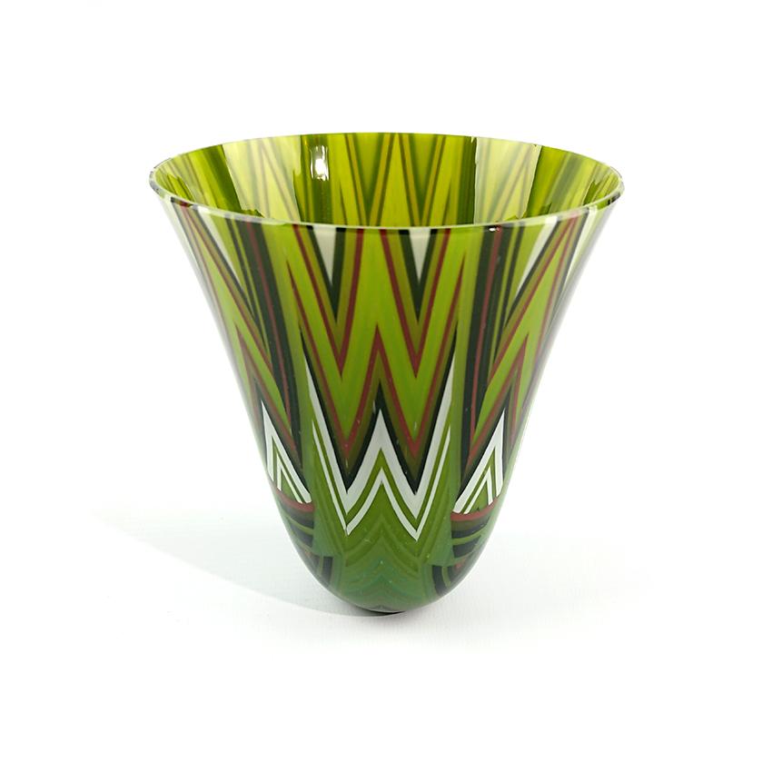 olive-green-vase