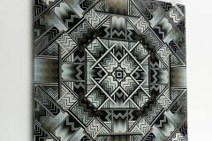 60 cm x 60 cm x 2 cm Portal wall panel